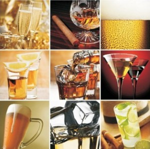 Alfa Cer Alfa-011 Drinks Collage 2 60x60 GAT I