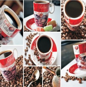 Alfa Cer Alfa-025 Coffe Collage 1 60x60 GAT I