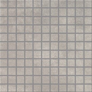 CERSANIT CITY SQUARES LIGHT GREY MOSAIC 29,7X29,7 GAT I