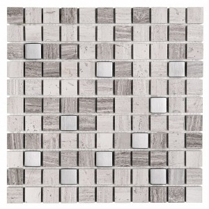 DUNIN Woodstone GREY mix 25 30,5x30,5 GAT I