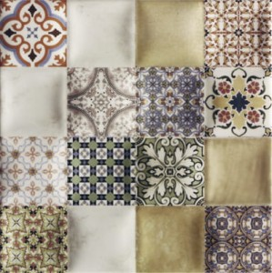 Mainzu Milano Volumen decor 20x20 GAT I